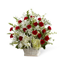 S17-4474 - The FTD In Loving Memory Arrangement